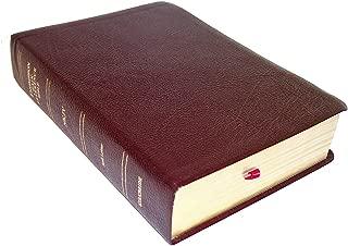 Thompson Chain Reference Bible: NKJV-burgundy