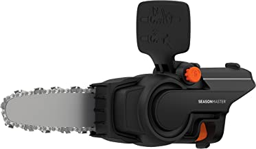 BLACK+DECKER BCASCS61B-XJ SEASONMASTER Chainsaw Attachment, 18 V