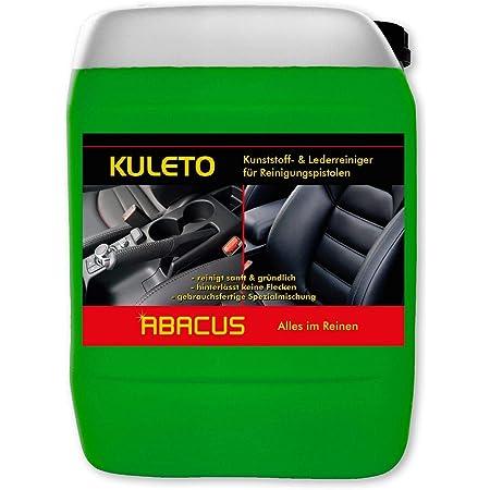 Abacus 5 L Kuleto Tornador Reiniger Kunststoff Lederreiniger Gebrauchsfertig Kunststoffreiniger Lederreiniger Plastikreiniger Für Gummierte Oberflächen Leder Reiniger 1185 5 Baumarkt