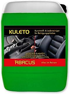 ABACUS 10 L KULETO Tornador Reiniger/Kunststoff  & Lederreiniger gebrauchsfertig (1185.10)
