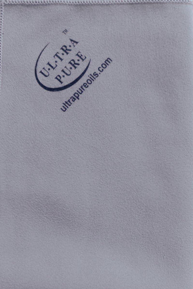 UltraPure UPO-CLOTH-GREY 67% OFF of fixed price Extra-Large Cloth Microfiber Polishing Award-winning store