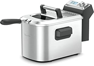 Breville The Smart Deep Fryer, Brushed Stainless Steel BDF500BSS