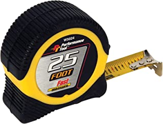 Performance Tool W5024 'Fast Measure' Tape, 25' x 1""