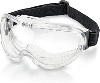 Neiko 53875B Protective Safety Goggles Eyewear with Wide-Vision, ANSI Z87.1 Approved |..