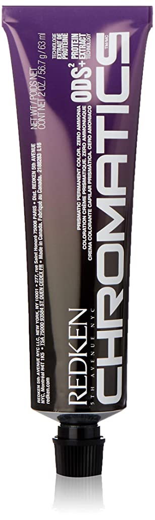 みすぼらしい強制現代レッドケン色彩4.62レッドバイオレット63Ml
