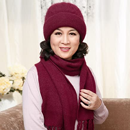 Wuyulunbi@ In Winter, Ladies Hats, Hats, Scarves And Mother Hats,C