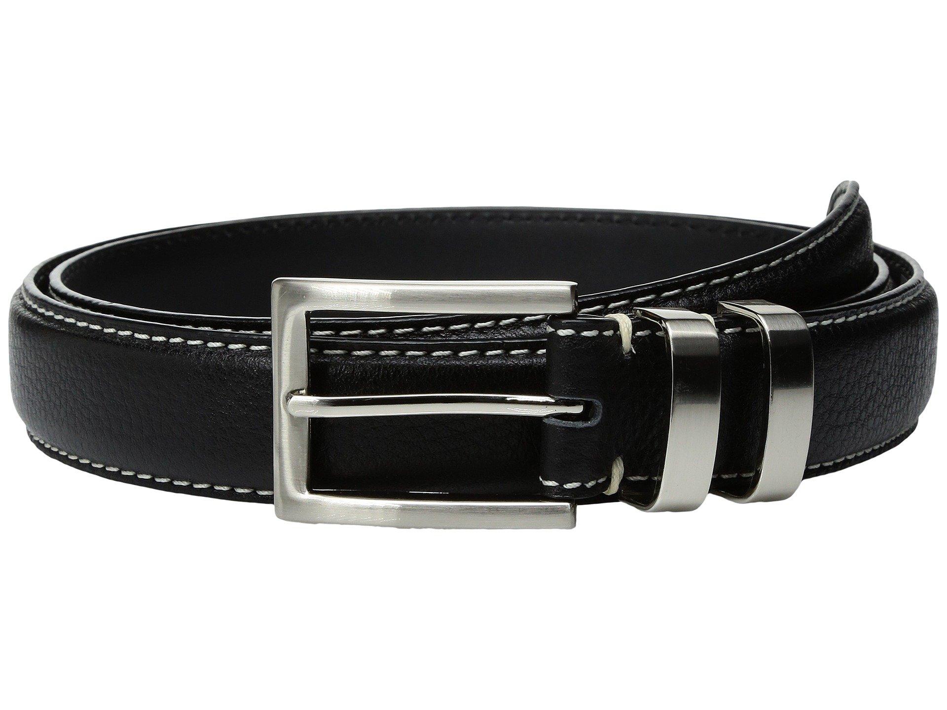 Correa o Cinturon para Hombre Florsheim 32mm Full Grain Leather Belt  + Florsheim en VeoyCompro.net