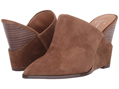 Jessica Simpson Heilo (Canyon Tan Lux Suede) Women