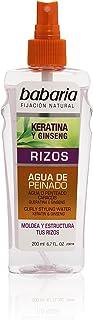 Babaria, Desenredante para el pelo (Keratina, Ginseng) - 200 ml.
