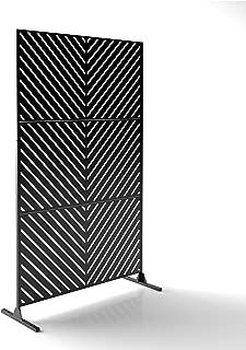 laser cut fence