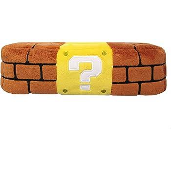 スーパーマリオ ぬいぐるみ雑貨シリーズ ぬいぐるみティッシュカバー(ブロック) 全長27cm
