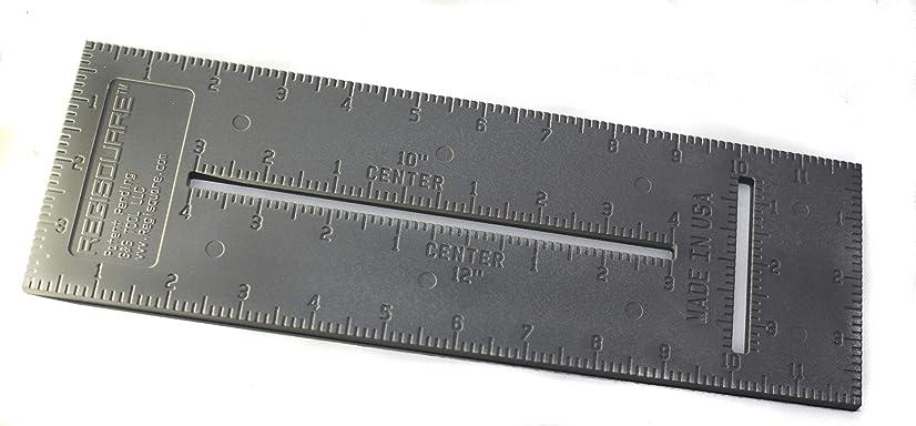 Regisquare HVAC layout square (Gray)