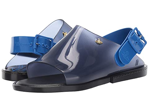 + Melissa Luxury Shoes x Vivienne Westwood Anglomania Twist Slide Sandal