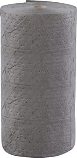 ESP 1MBGRB Polypropylene Heavy Weight Meltblown Maintenance Universal Absorbent Bonded Roll, 150' Length x 30