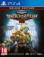 Warhammer 40,000 Inquisitor Martyr - Deluxe Edition (PS4) (UK)
