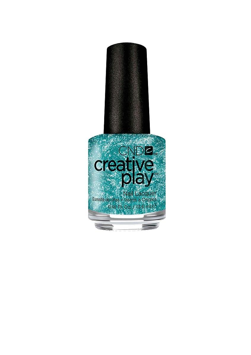 いとこいたずら匿名CND Creative Play Lacquer - Sea the Light - 0.46oz / 13.6ml