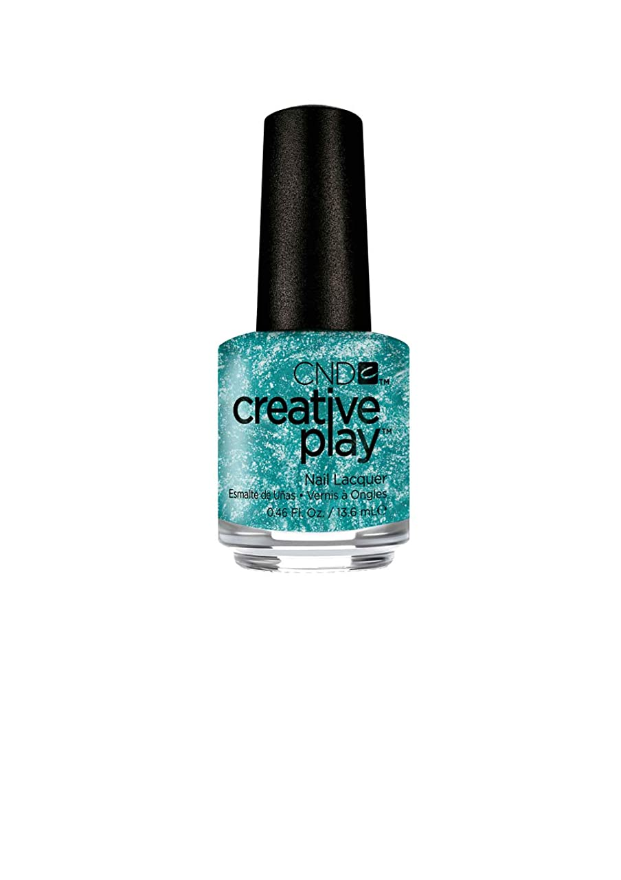 永遠の出版一節CND Creative Play Lacquer - Sea the Light - 0.46oz / 13.6ml