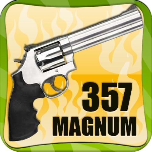 Guns: 357 Magnum Revolver