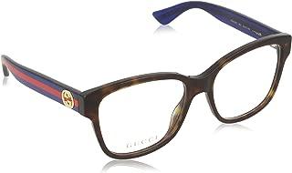 frame (GG-0038-O 003) Optyl Dark Havana - Glitter Blue