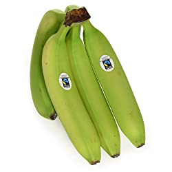 Curious Fairtrade Ripen at Home Bananas - Pack of 5