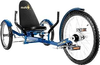 Mobo Triton Pro Adult Tricycle for Men & Women. Beach Cruiser Trike. Pedal 3-Wheel Bike (Renewed)