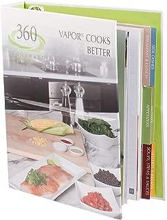 360 Cookware Cookbook - Vapor Cooks Better!