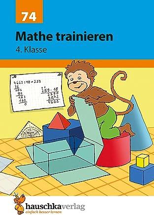 athe trainieren 4 Klasse by Adolf Hauschka