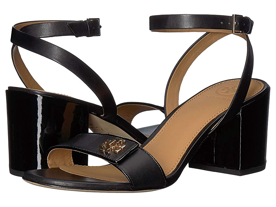 Tory Burch 65 mm Kira Sandal (Perfect Black/Perfect Black) Women