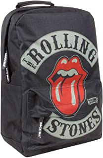 Rolling Stones Rock Sax Rolling Stones 1978 Tour Backpack