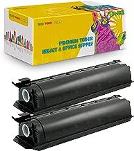 New York TonerTM New Compatible 2 Pack T1640 High Yield Toner for Toshiba - E-Studio 163 | 165 | 166 | 167 | 203 | 205 | 206 | 207 | 237 | Not for 203L . -- Black