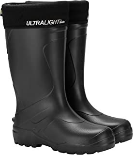 Leon Boots Explorer Ultralight Waterproof Boots, Men's and Women's Sizes, Removable and Machine Washable Lining