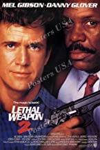 Posters USA - Lethal Weapon 2 Movie Poster GLOSSY FINISH - MOV307 (24