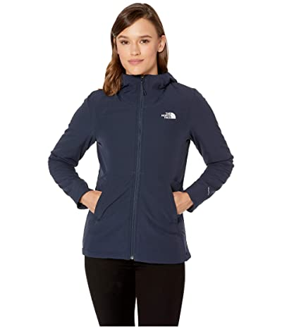 The North Face Shelbe Raschel Hoodie (Urban Navy) Women