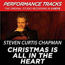 Christmas Is All In The Heart (Performance Tracks)