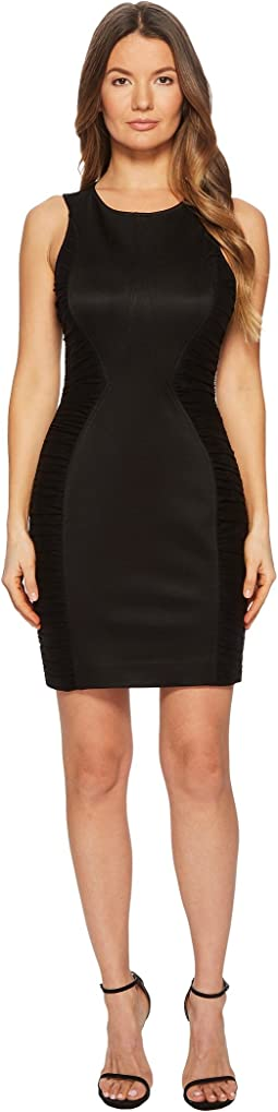 Abito Donna Jersey Sleeveless Sheath Dress