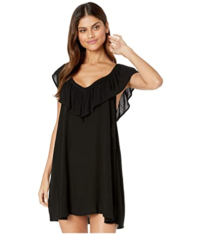 Rip Curl Classic Surf Cover-Up (Black 1) Women