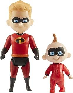 The Incredibles 2 Dash & Jack-Jack Action Figures