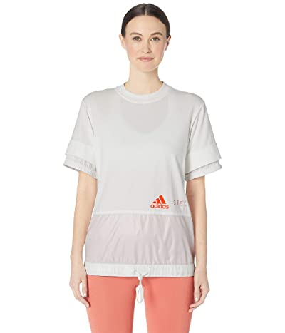 adidas by Stella McCartney Crew Tee DT9315 (Core White) Women