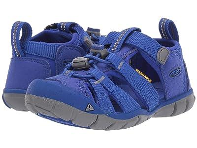 Keen Kids Seacamp II CNX (Toddler/Little Kid) (Bright Blue) Kids Shoes
