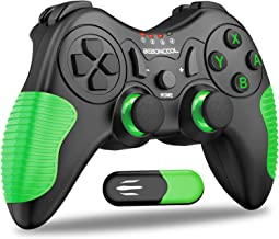 Controller for Nintendo Switch, Wireless Switch Pro Controller, Switch Remote Controller Gamepad with Dual Shock Gyro Axis...