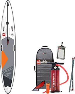 "Red Paddle Unisex's Elite 12'6"" MSL Sup, Multicolor, One Size"