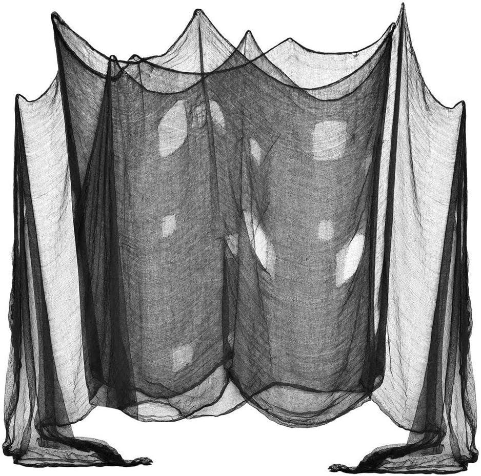 Halloween Max 71% OFF Creepy Cloth Decoration Cheap Gauze Scary 1