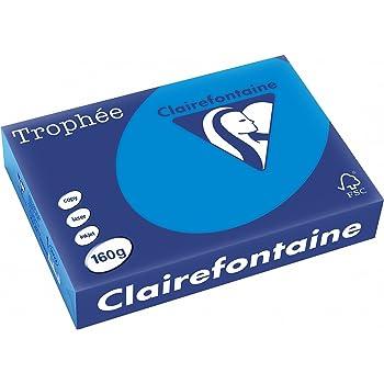 Kopierpapier Clairefontaine Trophee Blanc A4 2500 Blatt weiß 80g Papier