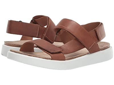 ECCO Corksphere Sandal (Cashmere) Men