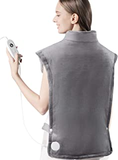 iTeknic Heating Pad for Back Pain Relief, XXX-Large 35