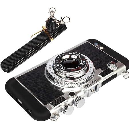 ZAMTOP Nuevo Emily in Paris Phone Case Vintage Camera para iphone11, Oro Rosa