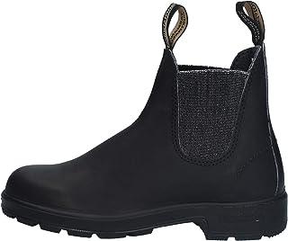 Blundstone, 2032 El Side Boot Black, BST_BC2032 BLK SIL GLIT