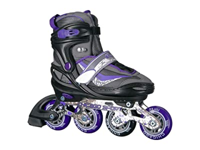 Chicago Skates Chicago Sport In-Line (Little Kid/Big Kid) (Purple) Shoes