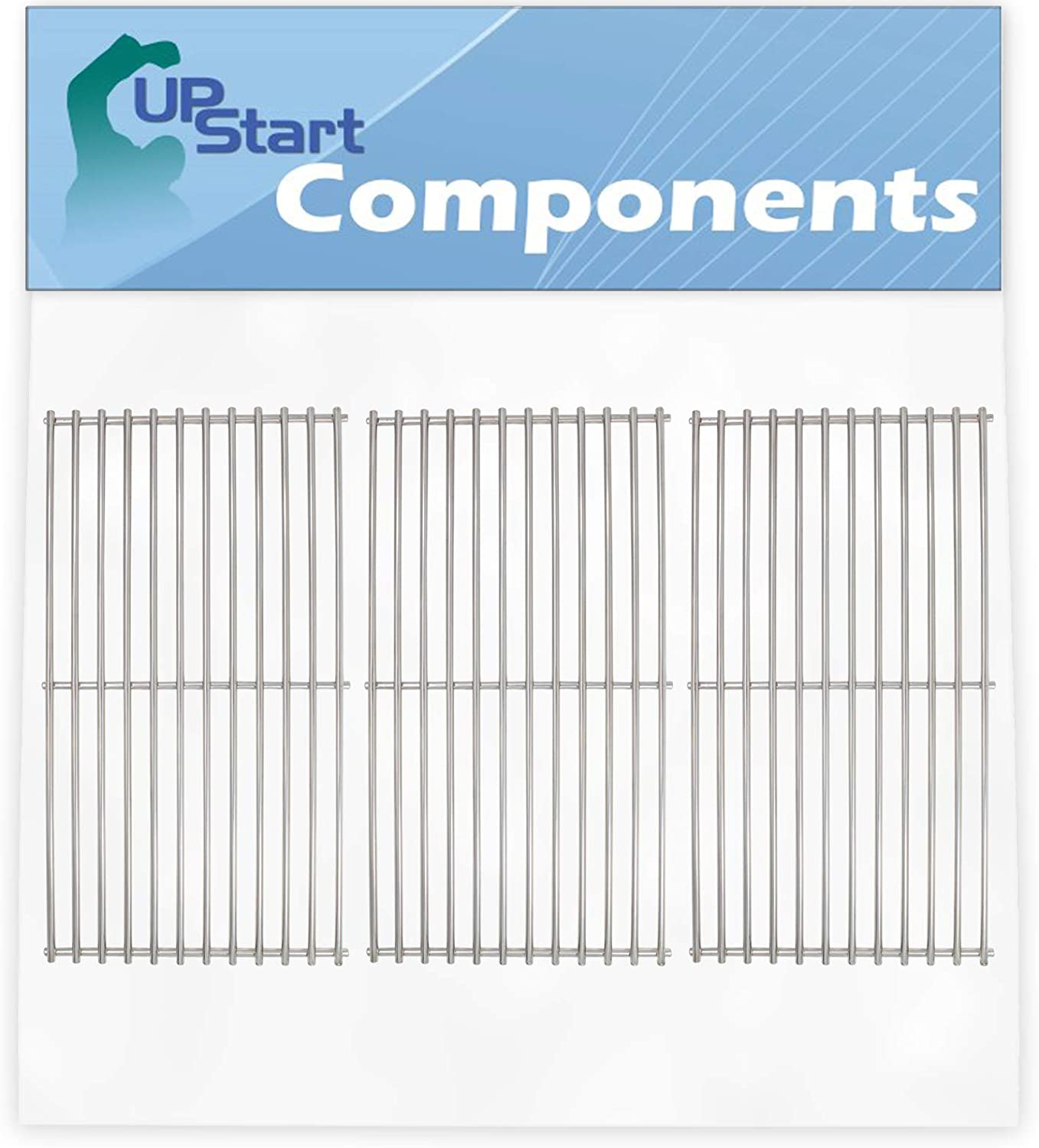 UpStart Components 3-Pack BBQ Grill Cheap Max 72% OFF mail order shopping P Grates Replacement Cooking