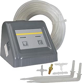 Smart Garden - Kit Riego automático - Temporizador de riego compacto controlado por WiFi a través de tu smartphone - Ultra...
